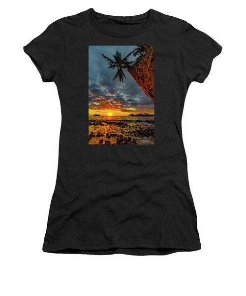 A Typical Wednesday Sunset Women's T-Shirt