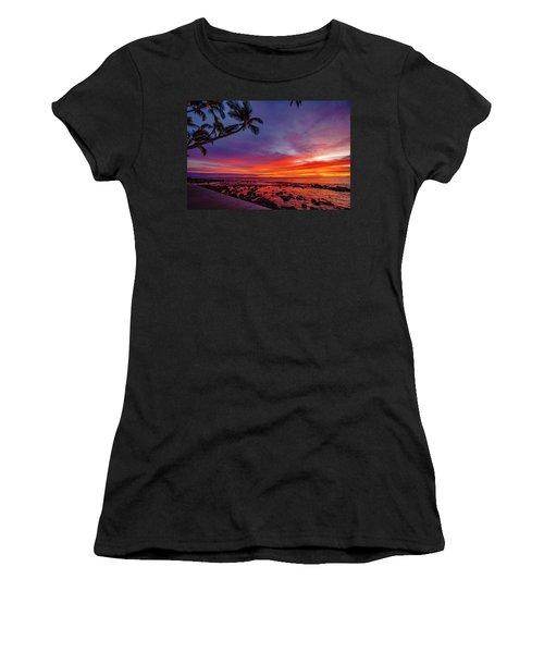 After Sunset Vibrance Women's T-Shirt