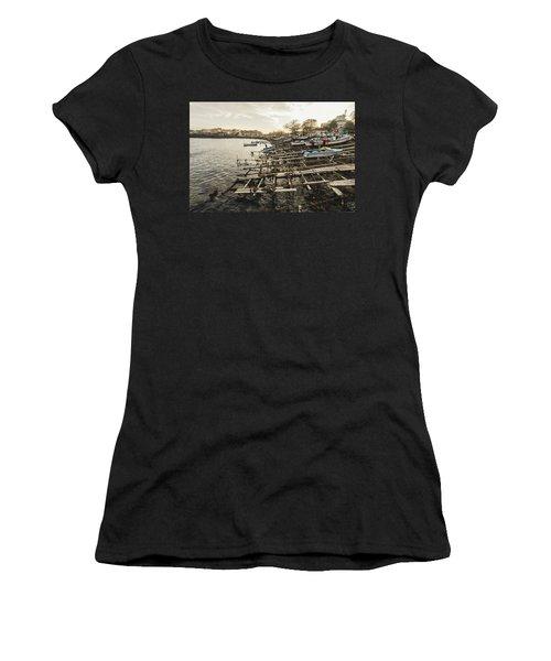 Ahtopol Fishing Town Women's T-Shirt