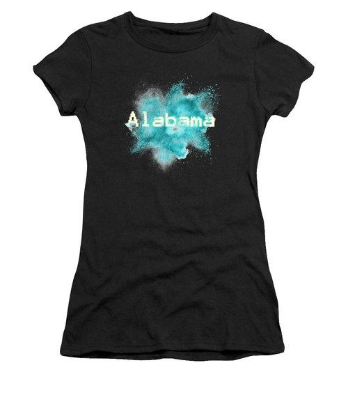 Alabama Powder Explosion Women's T-Shirt