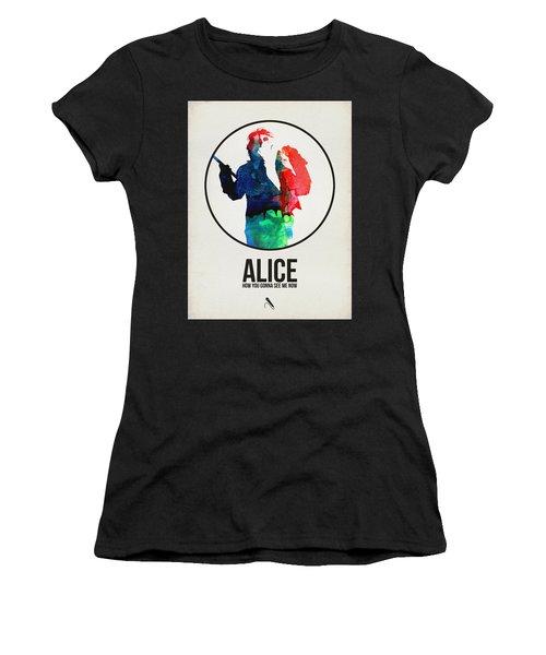 Alice Cooper Women's T-Shirt