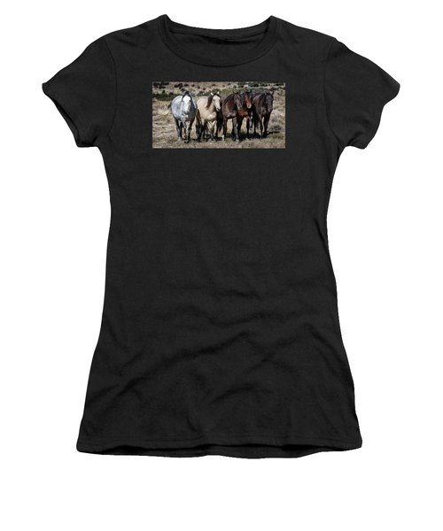 All In A Row Women's T-Shirt