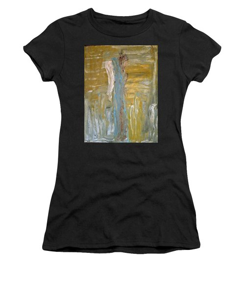 Angels In Prayer Women's T-Shirt