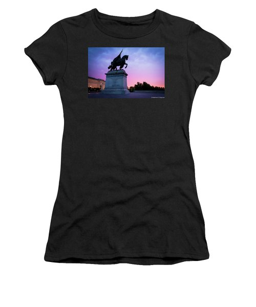 Apotheosis Of St. Louis, King Of France Women's T-Shirt