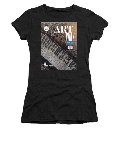 Artwalk Art Show Scottsdale  Women's T-Shirt