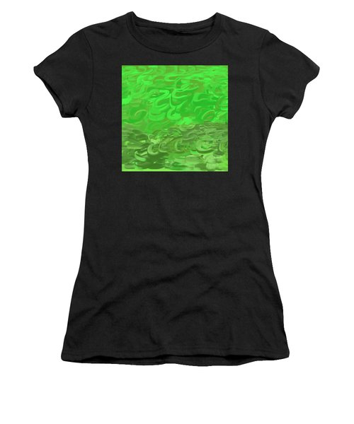 Green Expansions Women's T-Shirt