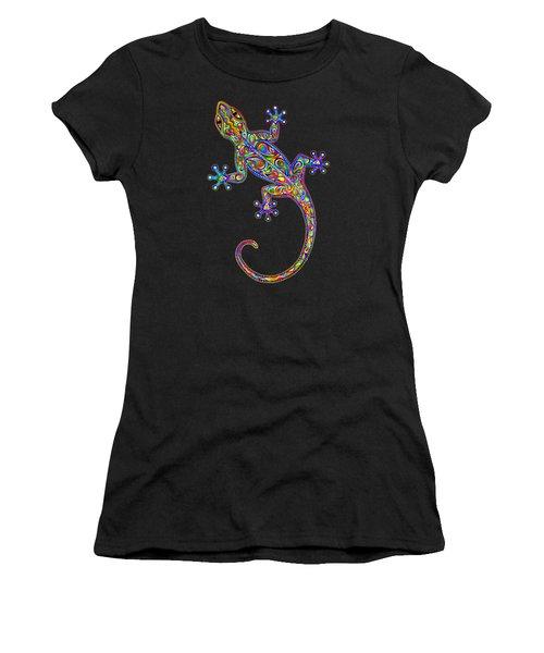 Electric Gecko Women's T-Shirt