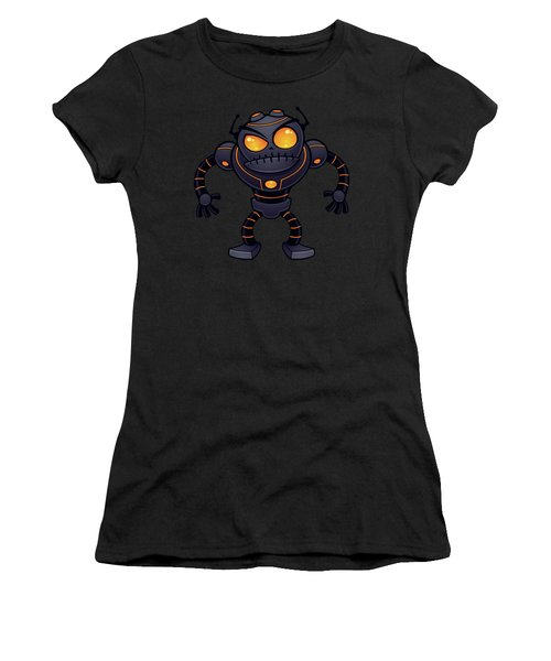Angry Robot Women's T-Shirt