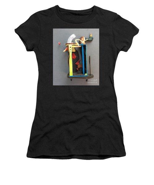 Assemblage #3 Women's T-Shirt (Athletic Fit)