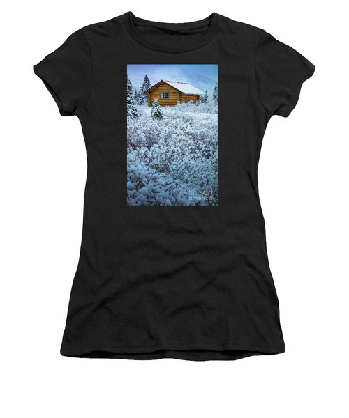 Assiniboine Hut Women's T-Shirt