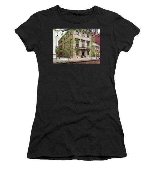 Athenaeum Exterior Women's T-Shirt