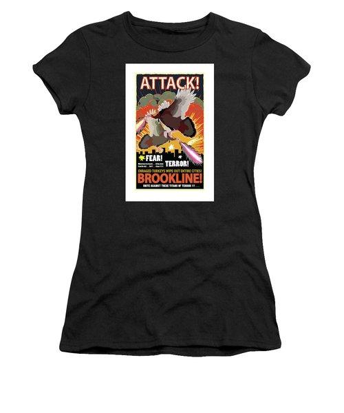 Attack Women's T-Shirt