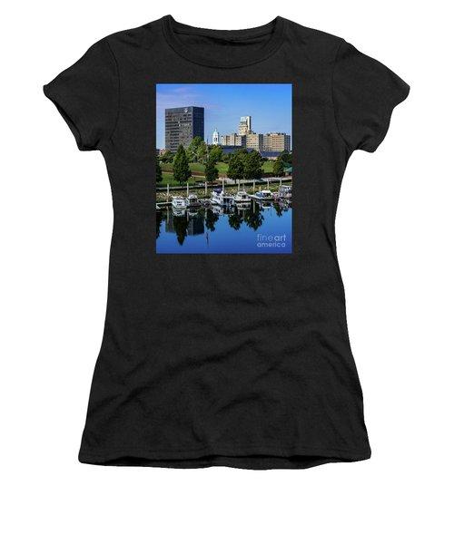 Augusta Ga Savannah River 3 Women's T-Shirt
