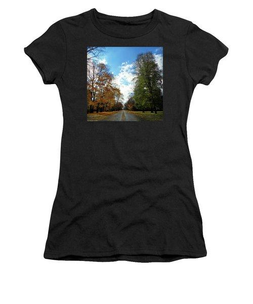 Autumn Conquers Women's T-Shirt