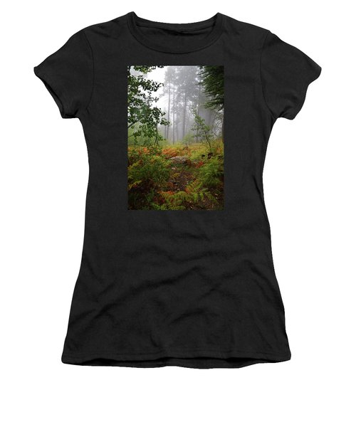 Autumn Fog  Women's T-Shirt