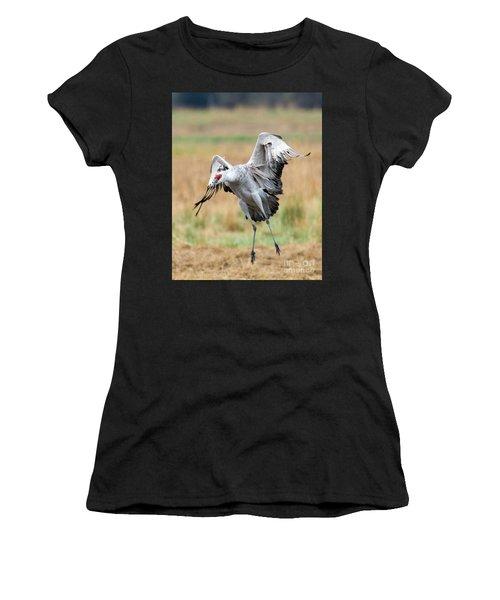 Awkward Landing Women's T-Shirt