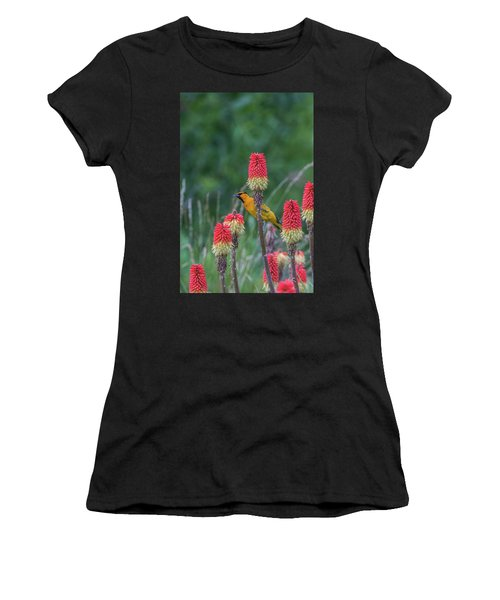 Women's T-Shirt featuring the photograph B56 by Joshua Able's Wildlife