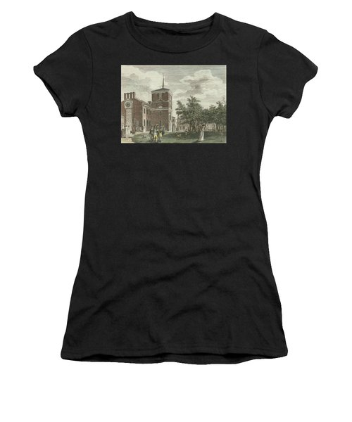 Back Of State House Women's T-Shirt