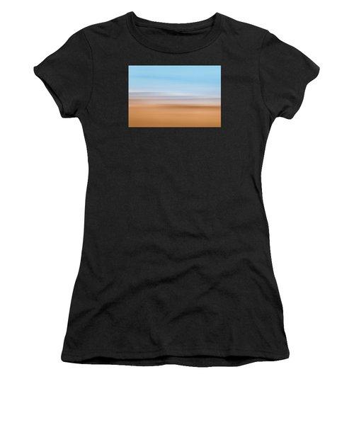 Beach Abstract Women's T-Shirt