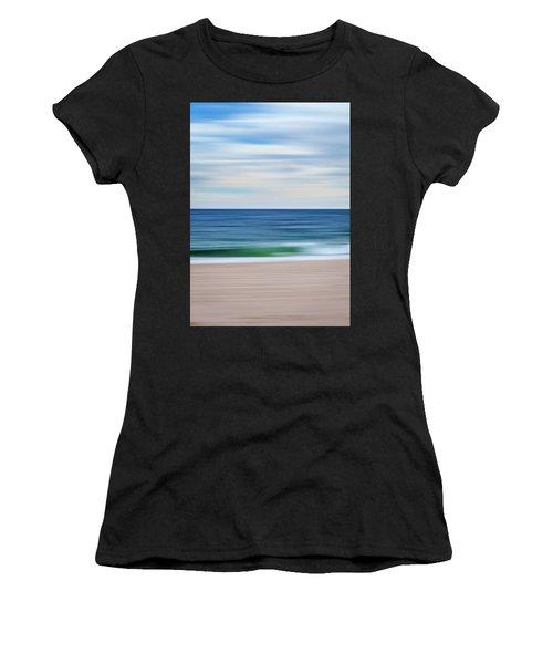 Beach Blur Women's T-Shirt