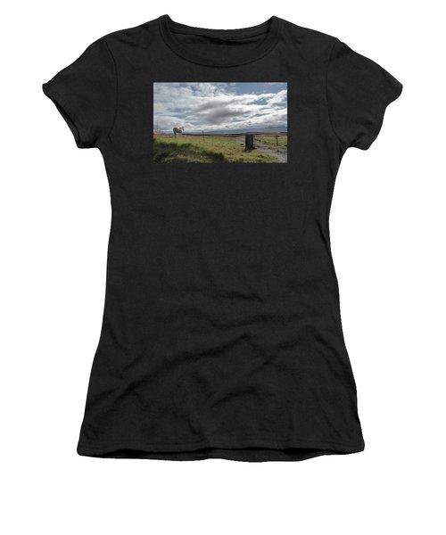 Behold A Pale  Horse Women's T-Shirt