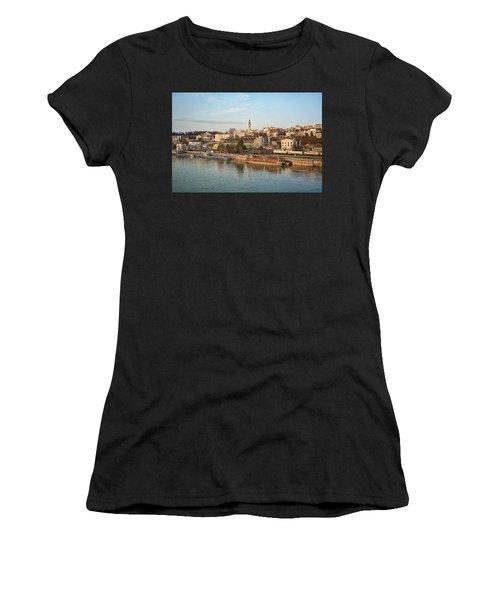 Belgrade Cityscape Women's T-Shirt