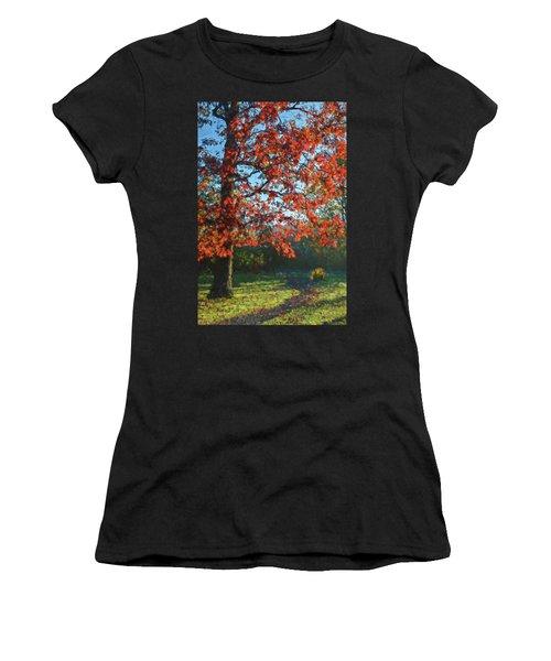 Bernharts Dam Fall 12-029 Women's T-Shirt