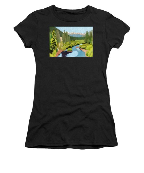 Berthoud Pass Women's T-Shirt