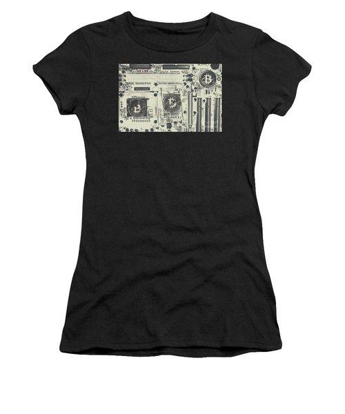 Block Mining Women's T-Shirt