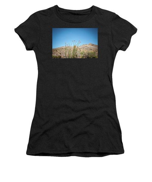 Blooming Ocotillo Women's T-Shirt