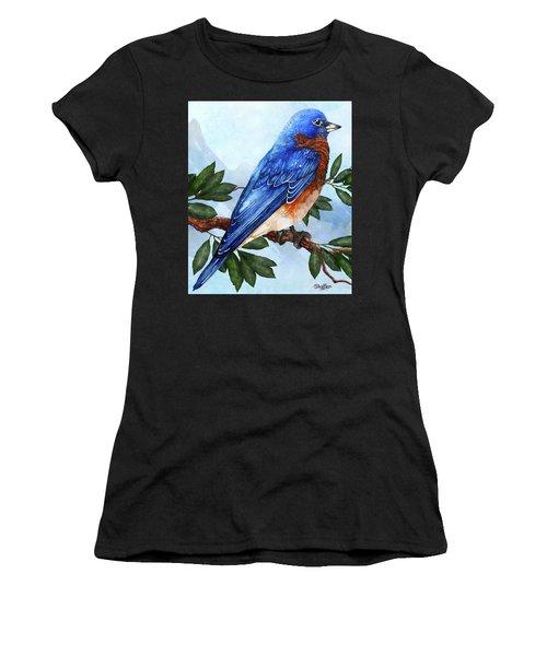 Blue Bird Women's T-Shirt