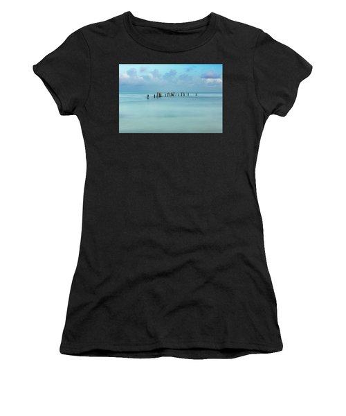 Blue Mayan Sea Women's T-Shirt