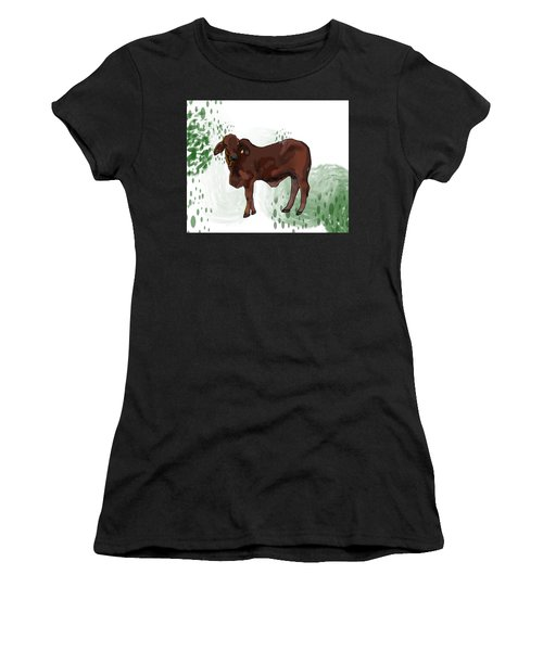 C Is For Cow Women's T-Shirt