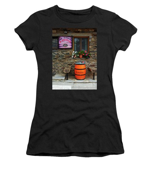Camino Pilgrim's Repast Women's T-Shirt