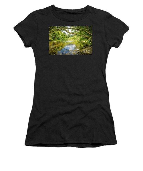 Canal Pool Women's T-Shirt