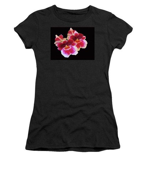 Canvas Violets Women's T-Shirt