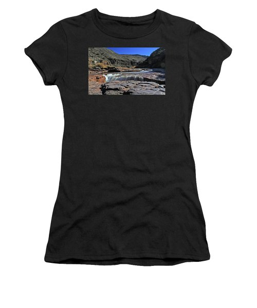 Carving The Gorge Women's T-Shirt