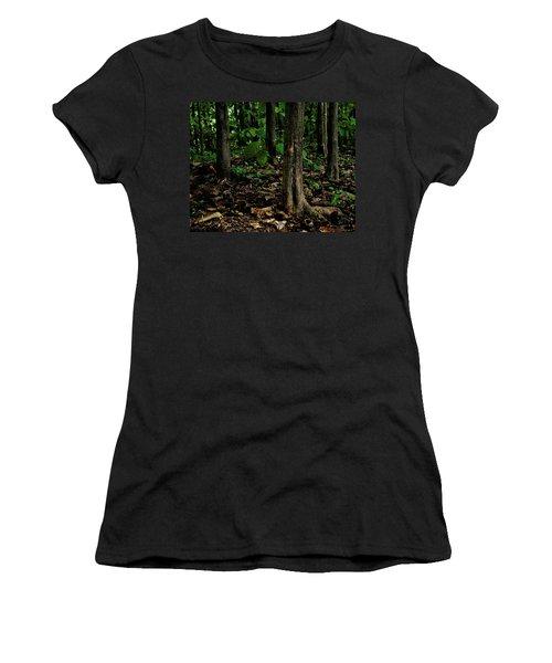 Cedar Trees Women's T-Shirt