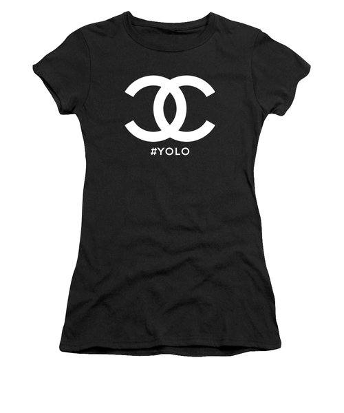 Chanel You Only Live Once Women's T-Shirt
