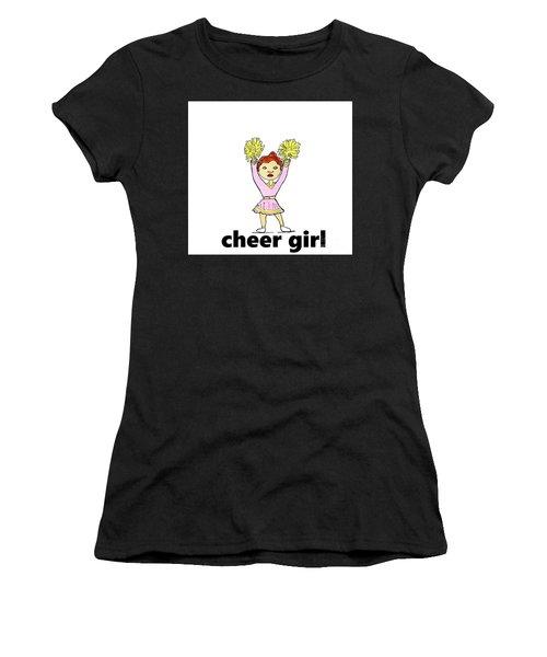 Cheer Girl Women's T-Shirt