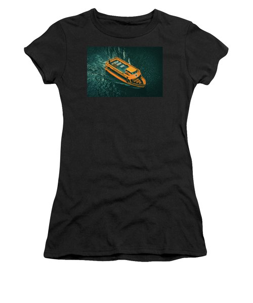 Chicago Taxi Women's T-Shirt