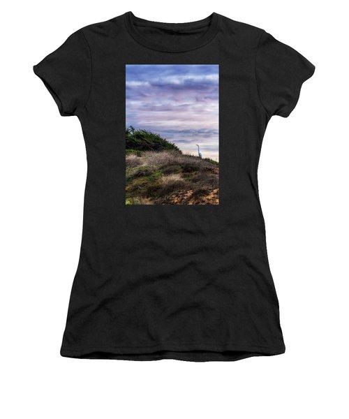 Cliffside Watcher Women's T-Shirt