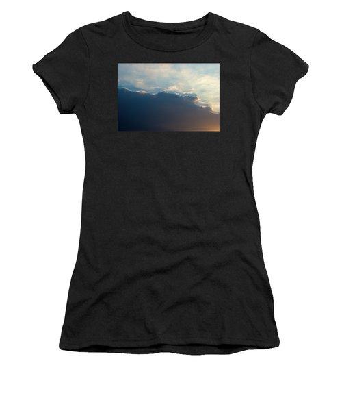 Women's T-Shirt featuring the photograph Cloud-scape 1 by Stewart Marsden