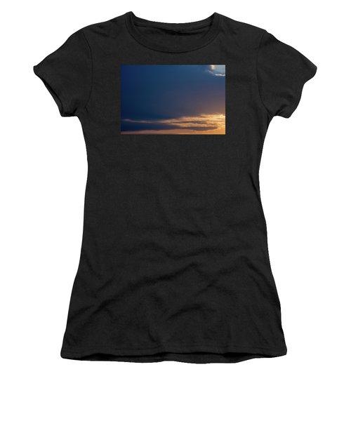 Women's T-Shirt featuring the photograph Cloud-scape 3 by Stewart Marsden