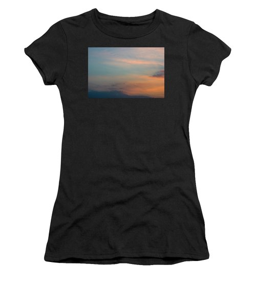 Women's T-Shirt featuring the photograph Cloud-scape 7 by Stewart Marsden
