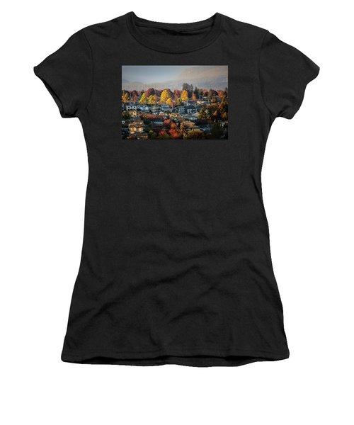 Colours Of Autumn Women's T-Shirt
