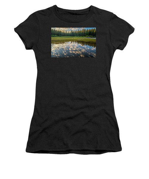 Colter Bay Reflections Women's T-Shirt