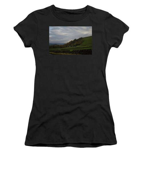 Derbyshire Stone Walls Women's T-Shirt