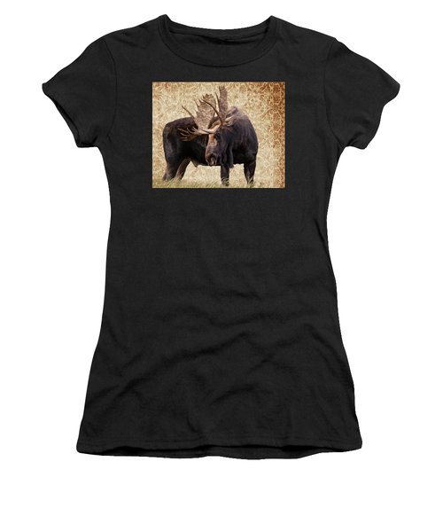 Contemplating Women's T-Shirt
