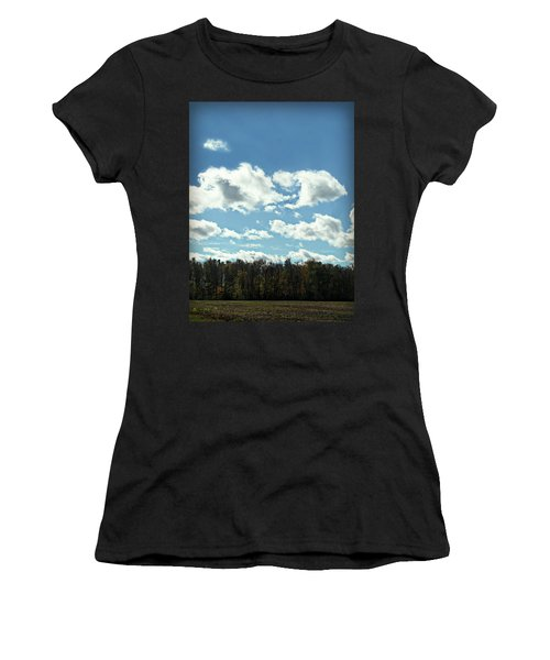 Country Atumn Curves 9 Women's T-Shirt